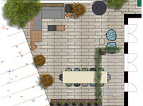 Terrassengestaltung Silvedes Ag